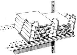 Paper Shelf Dividers