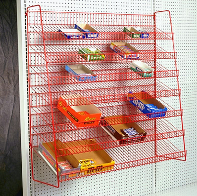 7 Tier Candy Rack