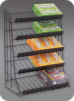 5 Tier Candy Rack